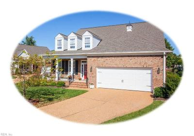 James City County Single Family Home New Listing: 3512 Cedar Branch