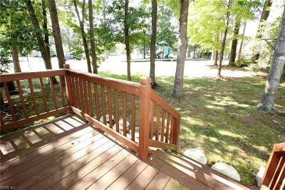 Newport News Single Family Home New Listing: 1225 Palmerton Dr