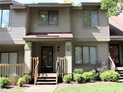 Newport News Single Family Home New Listing: 223 Bridgewater Dr