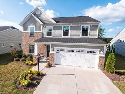 York County VA Single Family Home New Listing: $399,900