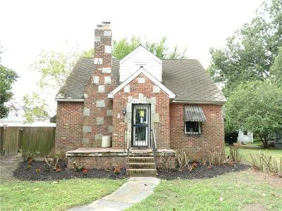Hampton Single Family Home New Listing: 37 Apple Ave