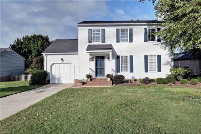 Newport News Single Family Home New Listing: 971 Colleen Dr
