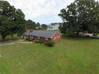 York County Single Family Home New Listing: 400 Dandy Loop Rd