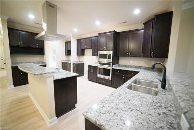 Hampton Single Family Home New Listing: Mm 105 Brogden Way