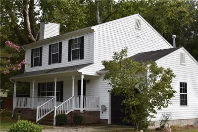 York County Single Family Home New Listing: 820 Goosley Rd