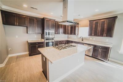 Hampton Single Family Home New Listing: Mm 102 Brogden Way