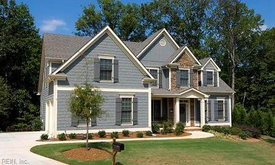 Suffolk Single Family Home New Listing: Mm The Chinkapin