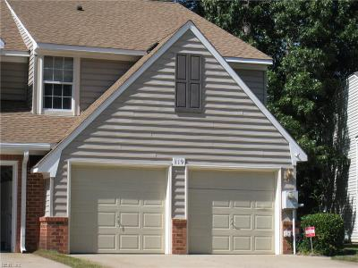 York County VA Single Family Home New Listing: $310,000