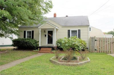 Hampton Single Family Home New Listing: 329 Wilton Ave