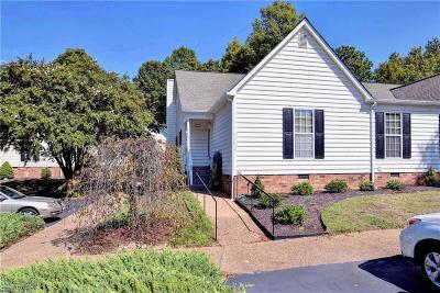 James City County Single Family Home New Listing: 5302 Highgate Grn