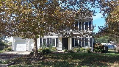 Suffolk Single Family Home New Listing: 6205 Glenrose Dr