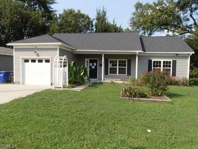 Suffolk Single Family Home New Listing: 306 Baker St
