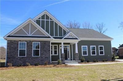 Hampton Single Family Home New Listing: Mm Ashlynn @ 64 Brogden
