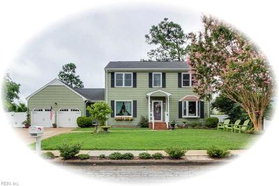 Hampton Single Family Home New Listing: 52 Chowning Dr