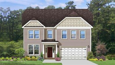 Suffolk Single Family Home New Listing: Mm Sierra (Hillpoint Estates)