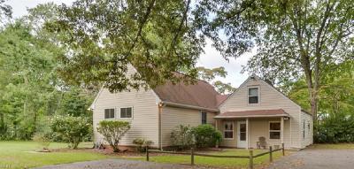Newport News Single Family Home New Listing: 25 Jacobs Ln