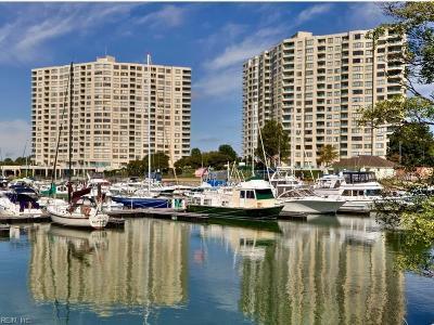 Newport News Single Family Home New Listing: 7501 River Rd #1C