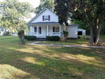 Hayes Single Family Home New Listing: 9501 Maryus Rd