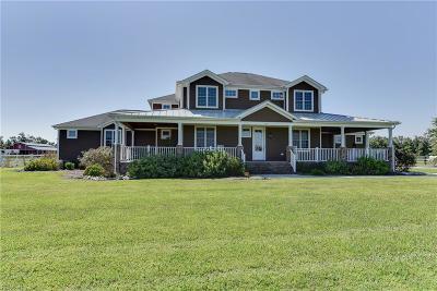Chesapeake Single Family Home For Sale: 1713 Sanderson Rd