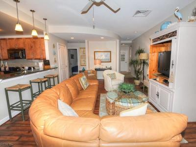 Sandbridge Beach Single Family Home For Sale: 3700 Sandpiper Rd #116A
