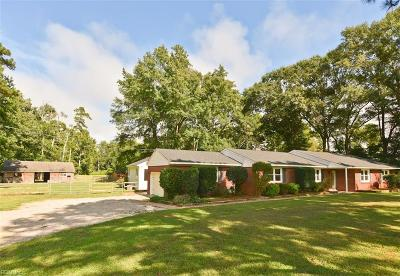 Single Family Home Sold: 6156 Pocahontas Club Rd