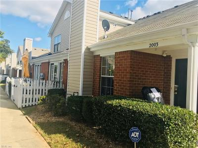 Williamsburg Single Family Home Under Contract: 2003 Westgate Cir