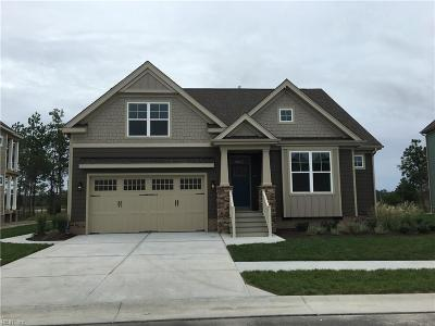 Chesapeake Single Family Home Under Contract: 117 Tranquility Trce #20