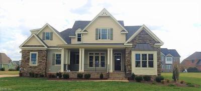 Suffolk Single Family Home For Sale: 4013 Evan Cir