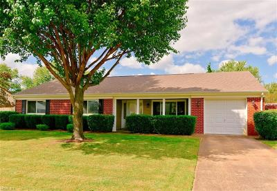 Single Family Home Sold: 801 Timberlake Dr