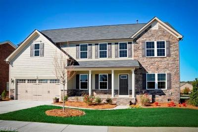 Newport News Single Family Home Under Contract: 210 Starling Cir
