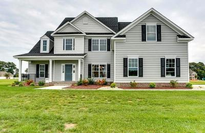 Suffolk Single Family Home For Sale: 2742 Duckwood Ct