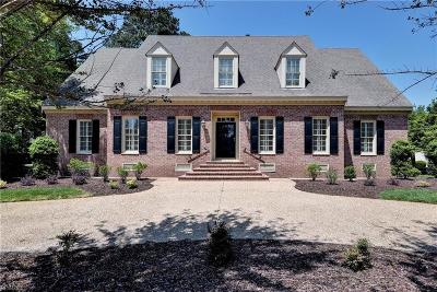 James City County Single Family Home For Sale: 2087 Hornes Lake