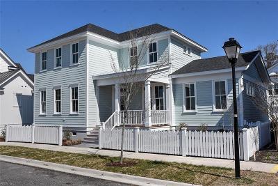Norfolk Single Family Home For Sale: 9554 23rd Bay St