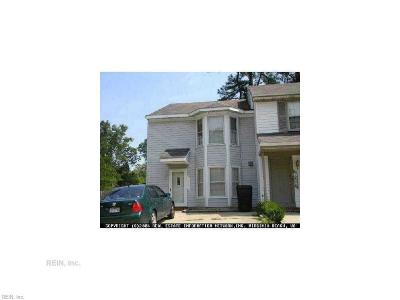Virginia Beach Single Family Home Under Contract: 830 Tuition Ct