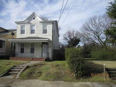 Single Family Home Sold: 1306 Prentis Ave