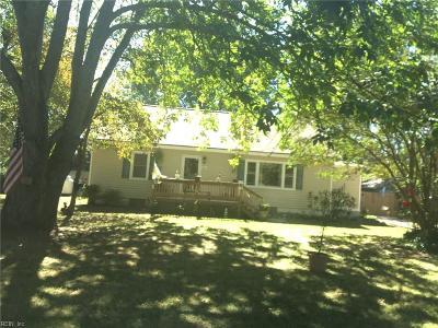Hayes Single Family Home For Sale: 6966 NE Fields Landing Rd
