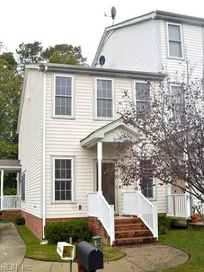 Isle of Wight County Single Family Home For Sale: 109 Acacia Cir