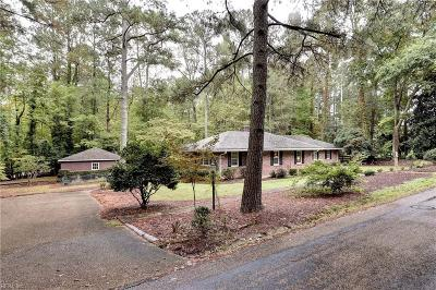Williamsburg Single Family Home For Sale: 302 Mill Neck Rd