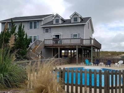Sandbridge Beach Single Family Home Under Contract: 2244 Sandfiddler Rd