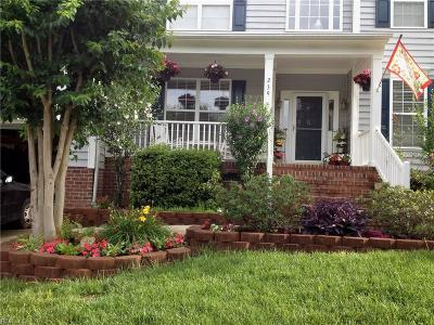 James City County Single Family Home For Sale: 239 N Benjamin Howell St