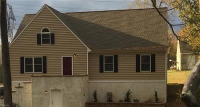 Isle of Wight County Single Family Home For Sale: 11297 Burwells Bay Rd