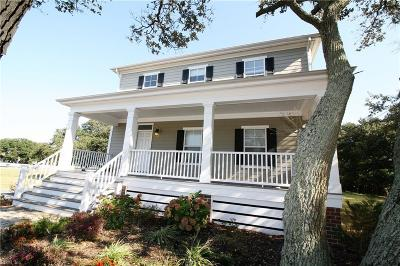Norfolk Single Family Home For Sale: 9632 6th Bay St