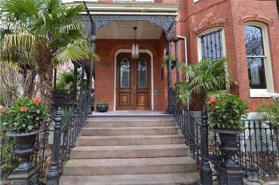 Norfolk Single Family Home For Sale: 358 W Freemason St