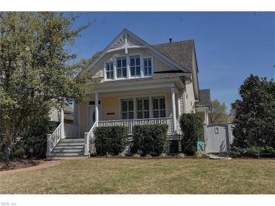 Norfolk Single Family Home Under Contract: 9554 29th Bay St