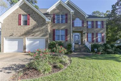 Norfolk Single Family Home Under Contract: 7408 Dehlman Avenue