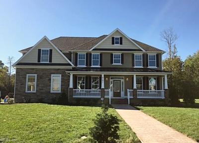 Suffolk Single Family Home Under Contract: 6101 Gardenbrook Pl