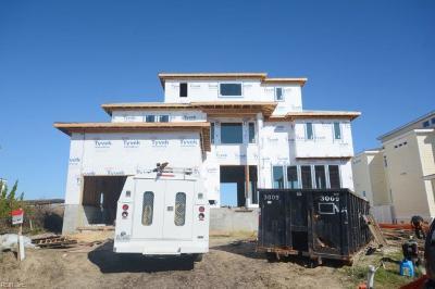 Norfolk Single Family Home For Sale: 3900 Kegagie Dr