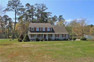 Poquoson Single Family Home For Sale: 862 Poquoson Ave