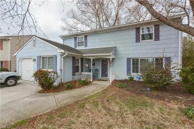 Single Family Home For Sale: 1505 Woodbridge Pl