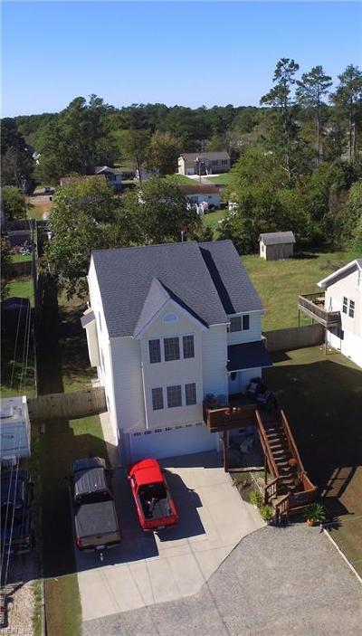 Poquoson Single Family Home For Sale: 1194 Poquoson Ave